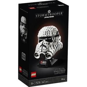 LEGO Star Wars: Casca de Stormtrooper 75276, 18 ani+, 647 piese