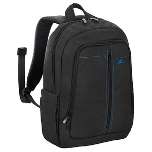 "Rucsac laptop RIVACASE 7560, 15.6"", poliester, negru"