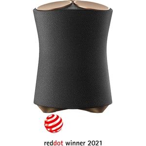 Boxa Wireless SONY SRS-RA5000, Wi-Fi, Bluetooth, 360 Reality Audio, Multiroom, negru