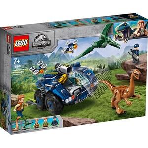 LEGO Jurassic World: Evadarea lui Gallimimus si Pteranodon 75940, 7 ani+, 391 piese