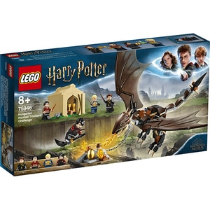 LEGO Harry Potter: Provocarea vrajitoreasca tintatul Maghiar 75946, 8 ani+, 265 piese