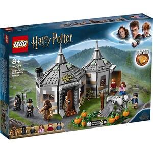 LEGO Harry Potter: Coliba lui Hagrid: Eliberarea lui Buckbeak 75947, 8 ani+, 496 piese