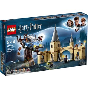 LEGO Harry Potter: Hogwarts Whomping Willow 75953, 8 ani+, 753 piese