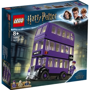 LEGO Harry Potter: Knight Bus 75957, 8 ani+, 403 piese