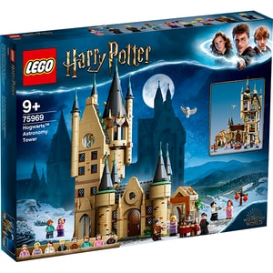 LEGO Harry Potter: Turnul astronomic Hogwarts 75969, 9 ani+, 971 piese
