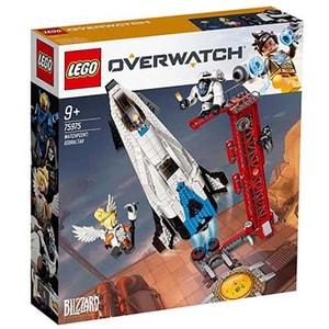 LEGO Overwatch: Punct de observatie: Gibraltar 75975, 9 ani+, 730 piese
