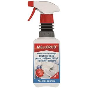 Solutie pentru curatara baii si obiectelor sanitare MELLERUD, 500 ml