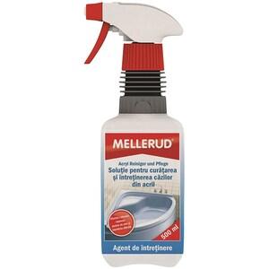 Solutie de curatare a suprafetelor din acril MELLERUD, 500ml