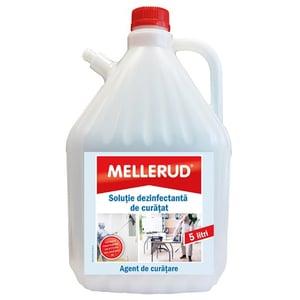 Solutie de curatare dezinfectanta MELLERUD, 5l
