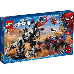 LEGO Super Heroes: Ambuscada Venomosaurus 76151, 8 ani+, 640 piese