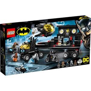 LEGO Super Heroes: Baza mobila 76160, 8 ani+, 743 piese