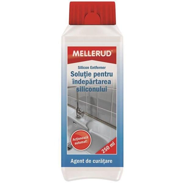 Solutie de curatare a siliconului MELLERUD, 250ml
