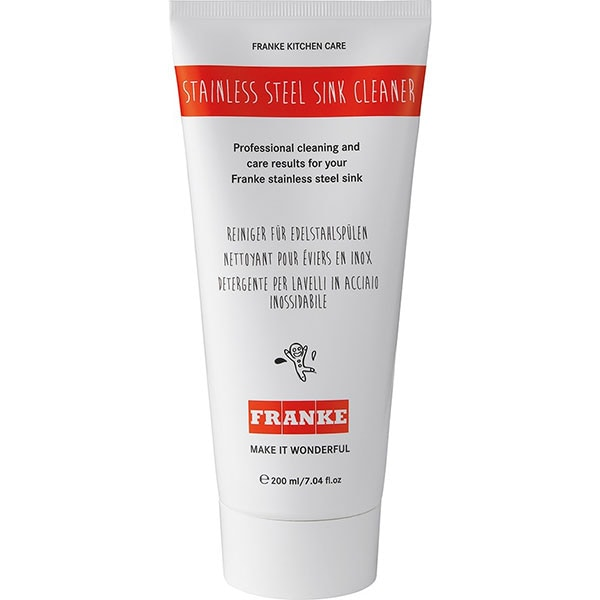 Crema pentru curatare chiuvete din inox FRANKE, 200ml