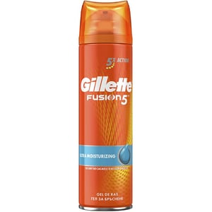 Gel de ras GILLETTE Fusion Ultra Moisturizing, 200ml