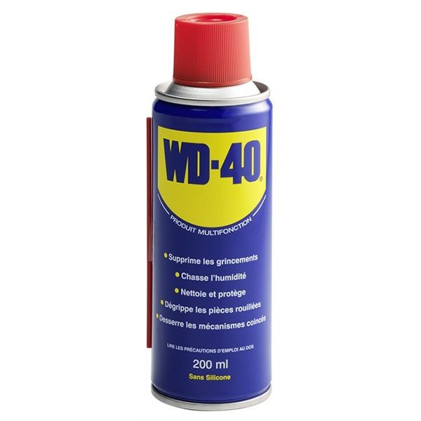 Spray lubrifiant multifunctional WD-40, 200ml