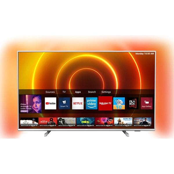 Televizor LED Smart PHILIPS 55PUS7855/12, Ultra HD 4K, HDR10+, 139 cm