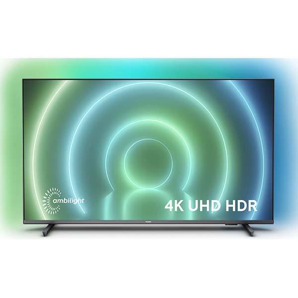 Televizor LED Smart PHILIPS 50PUS7906, Ultra HD 4K, HDR, 126 cm