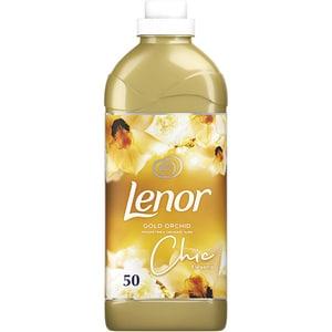 Balsam de rufe LENOR Parfumelle Gold Orchid, 1.5 l, 50 spalari