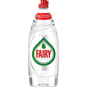 Detergent de vase FAIRY Pure & Clean, 650 ml