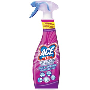 Inalbitor si degresant ACE Ultra spray cu spuma Fresh, 700ml