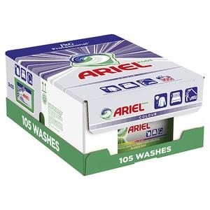Detergent capsule ARIEL Professional 3in1 PODS Color, 105 spalari