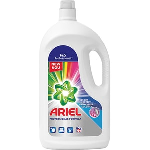 Detergent lichid ARIEL Professional Color, 3.85l, 70 spalari