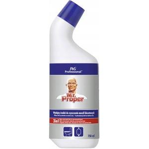 Solutie de curatat vasul de toaleta MR. PROPER Professional Toilet, 750 ml