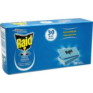 Pastile anti-tantari RAID, 30 buc