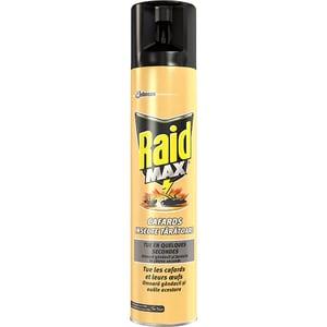 Spray anti-insecte taratoare RAID Max, 300 ml