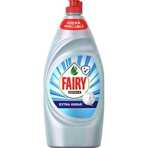 Detergent de vase FAIRY Extra+ Hygiene, 900 ml