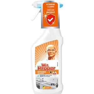 Solutie pentru curatarea suprafetelor din bucatarie MR. PROPER, 750 ml