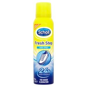 Deodorant spray pantofi SCHOLL Fresh Step, 150ml