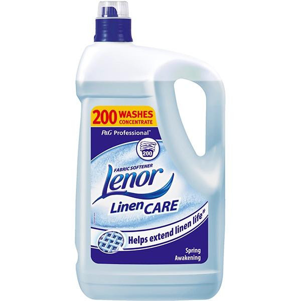 Balsam de rufe LENOR Professional Spring, 5l, 200 spalari