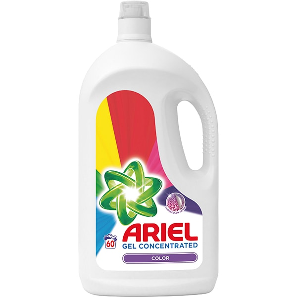 Detergent lichid ARIEL automat Color 3.3l, 60 spalari