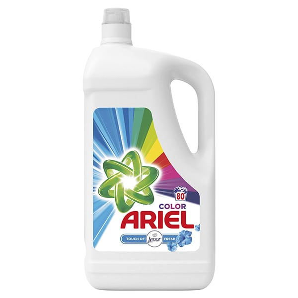 Detergent lichid ARIEL Touch of LENOR Fresh, 4.4l, 80 spalari