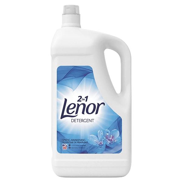 Detergent lichid LENOR Spring Awakening, 4l, 80 spalari