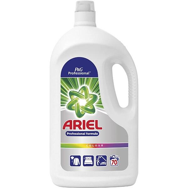 Detergent lichid ARIEL Professional, 3.85l, 70 spalari