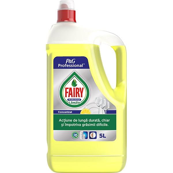 Detergent de vase FAIRY Professional Lemon, 5l