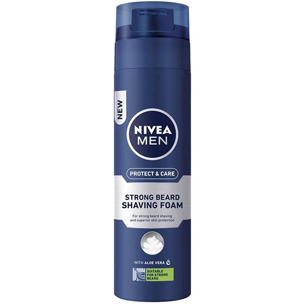 Spuma de ras NIVEA Men Protect&Care, 200ml