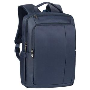 "Rucsac laptop RIVACASE 8262, 15.6"", poliester, albastru"
