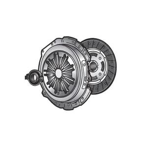 Kit ambreiaj 3P VALEO 828012, Dacia