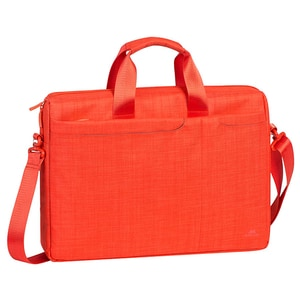"Geanta laptop RIVACASE 8335, 15.6"", poliester, orange"