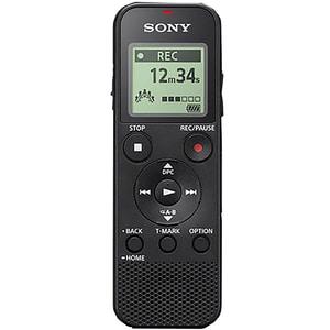 Reportofon digital SONY ICDPX370, 4GB, negru