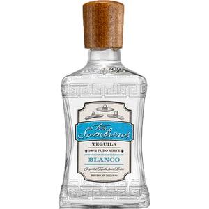 Tequila Tres Sombreros Blanco, 0.7L