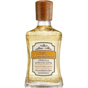 Tequila Tres Sombreros Reposado, 0.7L