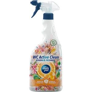 Solutie curatare toaleta AMBIPUR Citrus & Water Lily, 500 ml
