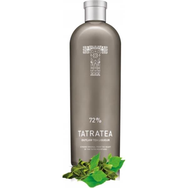Lichior Tatratea 72% Outlaw, 0.7L