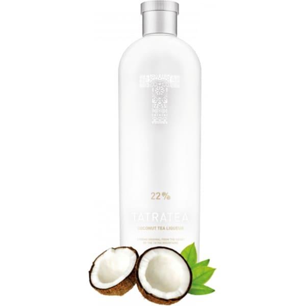 Lichior Tatratea 22% Coconut, 0.7L