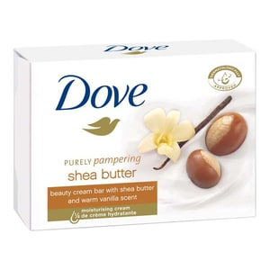 Sapun Dove Purely Pampering Shea Butter, 100g