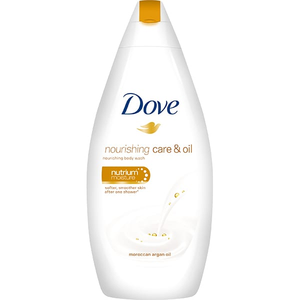 Gel de dus DOVE Nourishing Oil Care, 500ml